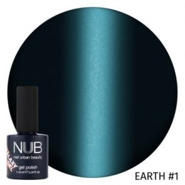 LAKIER HYBRYDOWY GALAXY GEL #1 EARTH 11,8 ml.