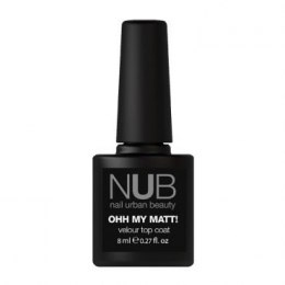 MATOWY TOP NUB OHH MY MATT! TOP COAT 8ml.